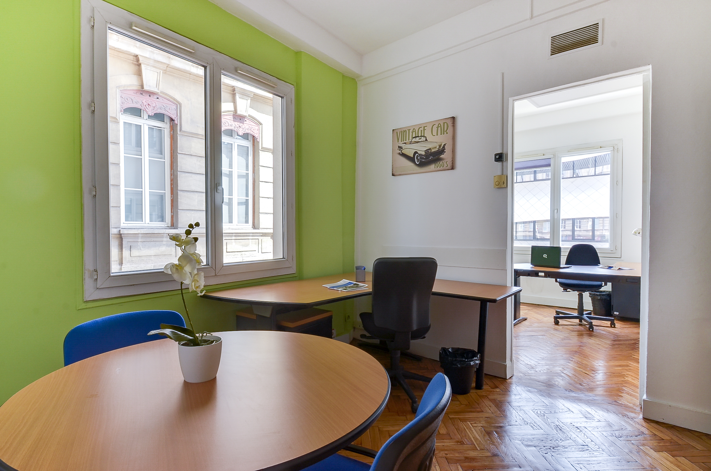 Espace de co-working à Marseille